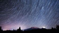 L'aurora boreale e la Via Lattea in tre minuti (FOTO,