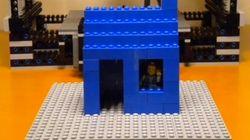 Lego, non solo mattoncini: ora sono diventati dei robot (FOTO,
