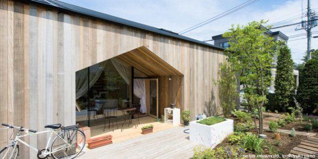L'House K: la casa che ha dentro un mini