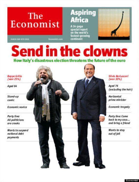 Elezioni 2103, l'Economist boccia l'esito del voto italiano: