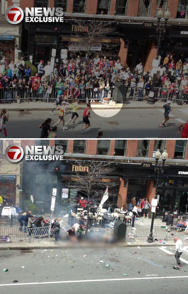 Maratona di Boston. Sul web è caccia allo zainetto