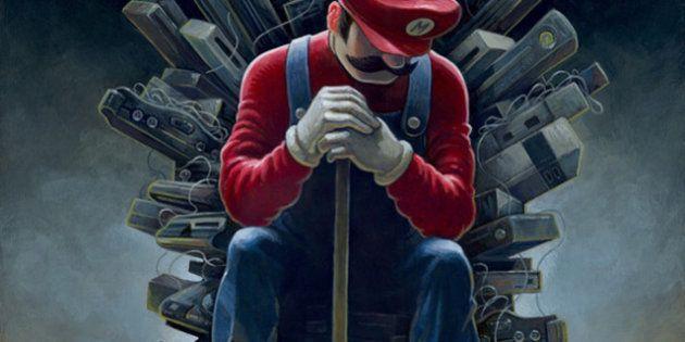 I videogame anni '80 in mostra: così Super Mario e Zelda diventano opere d'arte