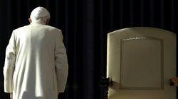 Benedetto XVI vola via dal