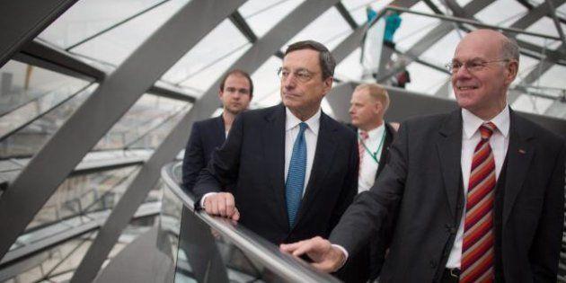 Mario Draghi in missione di pace a Berlino. Audizione del presidente Bce al