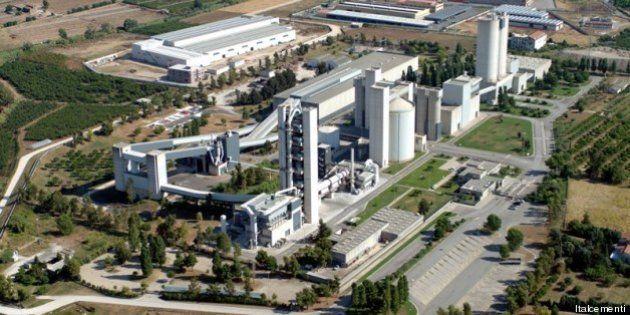 Italcementi annuncia la chiusura di 9 dei 17 stabilimenti in Italia