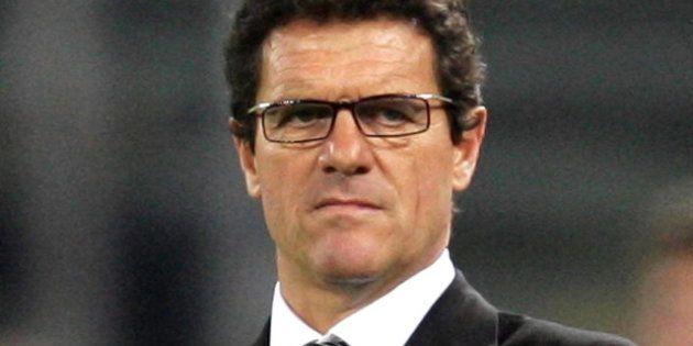 Fabio Capello-Dino Zoff: allenatori contro su Silvio