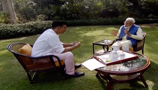 WTF Akshay? 7 Questions From Kumar's Interview With Modi That Will Blow Your