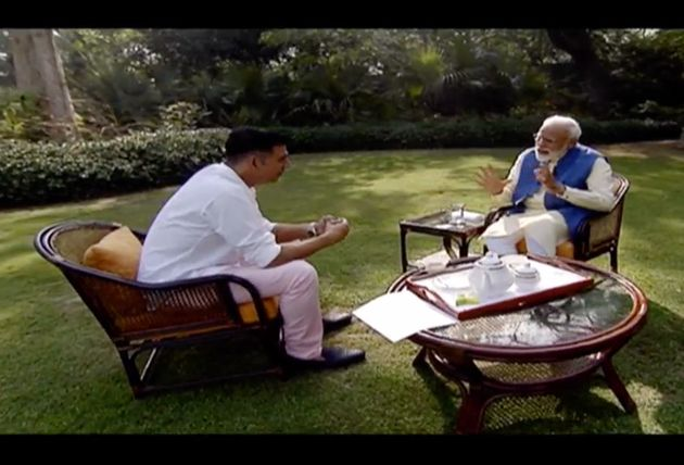 WTF Akshay Kumar? 7 Questions From His Interview With PM Modi That Will Blow Your Mind