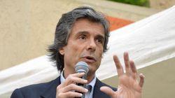 Alfio Marchini in piazza chiude la campagna elettorale con Antonello