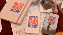 Primarie, Matteo Renzi: