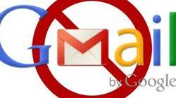 Gmail si blocca... ignote le