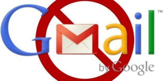 Gmail ha problemi di malfunzionamento: ignote le cause