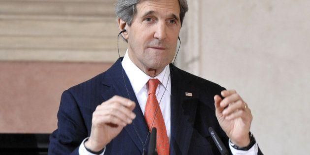 Elezioni 2013: Il segretario di Stato John Kerry: