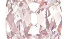 Il giallo del diamante rosa indiano da 34.6 carati
