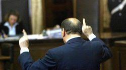 Silvio Berlusconi si riprepara al voto. E annuncia una manifestazione in piazza contro il golpe giudiziario. Ipotesi San