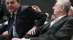 Bersani blocca Berlusconi: No a un Monti bis con maggioranze