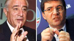 L'avvertimento di Dell'Utri e Cosentino: Silvio, non avrai i nostri