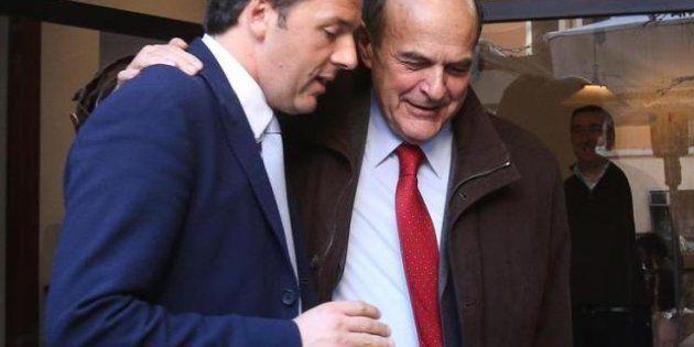 Elezioni 2013. Il 1 febbraio Renzi e Bersani insieme a Firenze, unica data insieme nel tour elettorale....