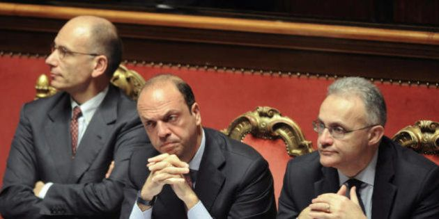 Silvio Berlusconi, il ministro Mario Mauro (Scelta Civica):