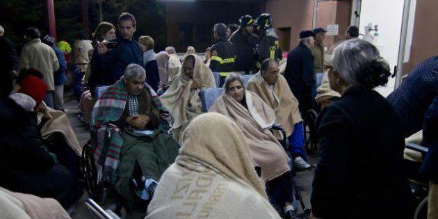 Terremoto Pollino, scossa magnitudo 5. Crolli tra Basilicata e Calabria, un 84enne morto
