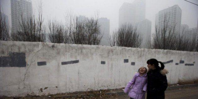 Cina; inquinamento 25 volte sopra i limiti a Pechino, crollano i turisti nella capitale