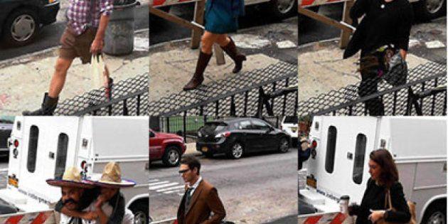 Styleblaster: una webcam fotografa tutti quelli che passano. L'obiettivo? Giudicare come sono vestiti