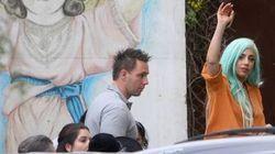Lady Gaga a fianco di Bradley Manning: