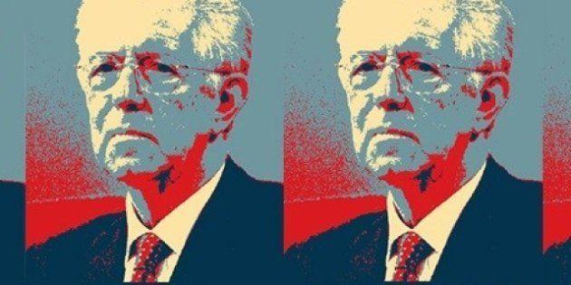 Le prove di Mario Monti per la campagna elettorale. Non più il linguaggio degli economisti, ma quello...