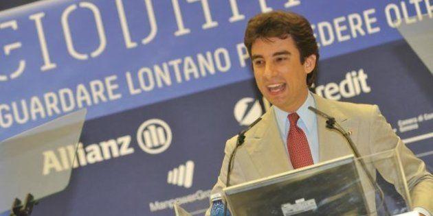 Giovani Confindustria, Jacopo Morelli: via i ladri dalla politica. Ridurre le tasse: gli italiani non...