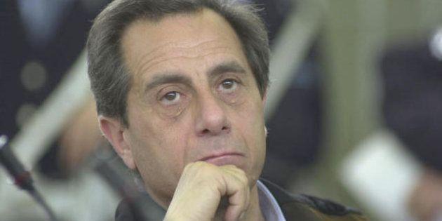 Ucciso ex br Giorgio Frau in agguato a portavalori: il magistrato Franco Ionta