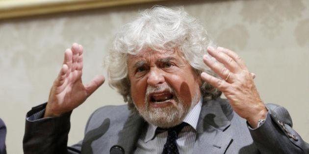 Blog Beppe Grillo: subito al voto col Porcellum, Giorgio Napolitano si dimetta