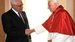 Abu Mazen incontra il Papa:
