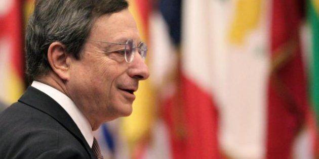 Crisi, Mario Draghi (BCE): ripresa graduale nella seconda metà del 2013. Si parte dalla vigilanza bancaria