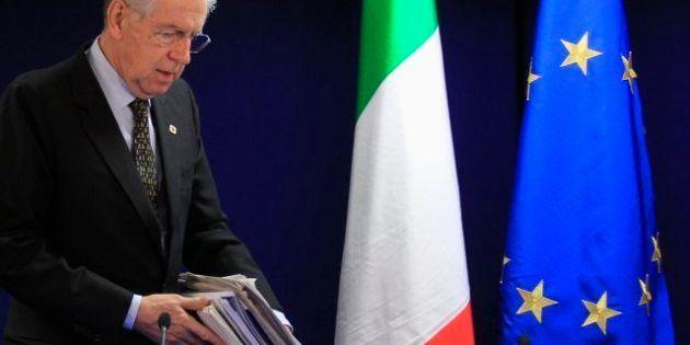 Elezioni 2013, Mario Monti alle prese con il dilemma della