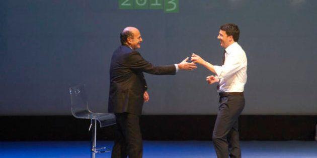 Elezioni 2013. Renzi torna in campo e si smarca dai padri nobili, Bersani compreso. Nubi sulla linea...