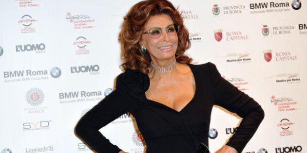 Sophia Loren vince la causa sul condono del 1982. Sì al fisco