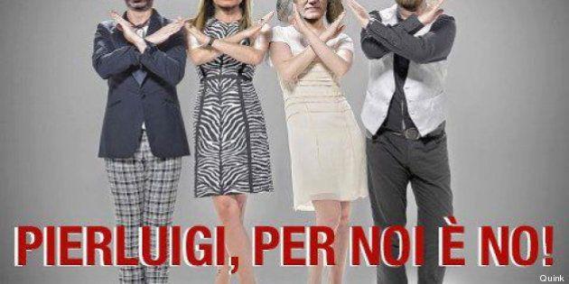 Quirinale 2013: Pier Luigi Bersani e gli sfottò del web