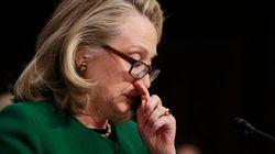 Le lacrime di Clinton: depone sulla Libia e si