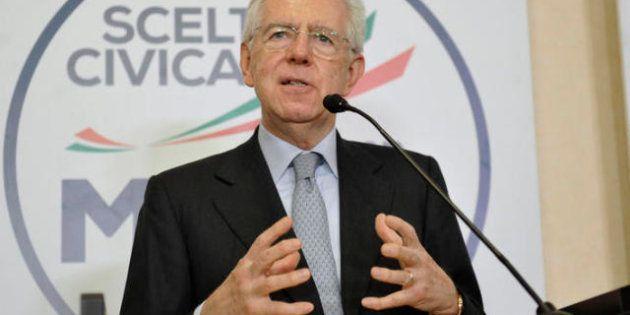 Le mosse di Monti: Scelta Civica pronta ad appoggiare un governo a tempo che metta mano ad un'agenda...
