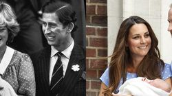 Royal baby, Kate Middleton come Lady D: stesso abito all'uscita dall'ospedale
