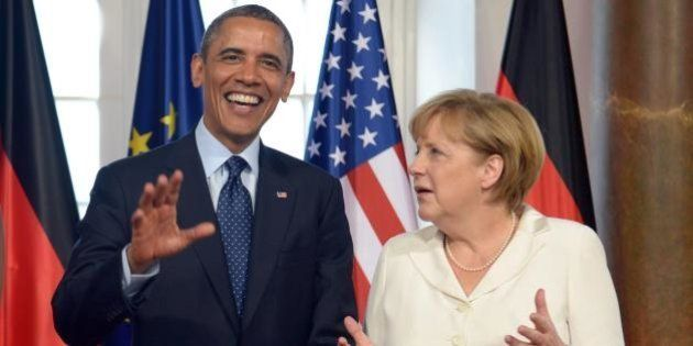 Datagate, Usa avrebbero intercettato il telefonino di Angela Merkel. Barack Obama smentisce. Convocato