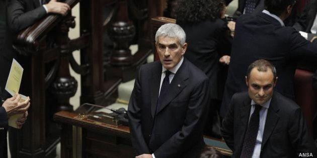 Quirinale 2013, Scelta Civica sempre più divisa. I montezemoliani non votano Franco Marini, gli ex Udc...