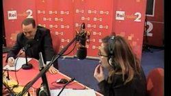Berlusconi su Radio Rai: