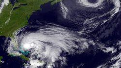 Allarme per l'uragano Sandy. Negli Usa potrebbe diventare una