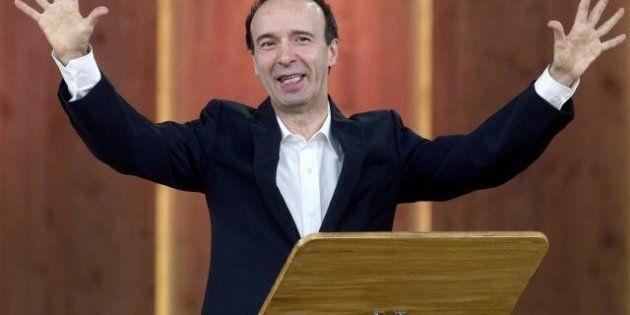 Silvio Berlusconi sfida Roberto Benigni in tv. Monologo su Rete 4 a Quinta
