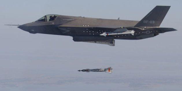 F35, il Pentagono conferma: