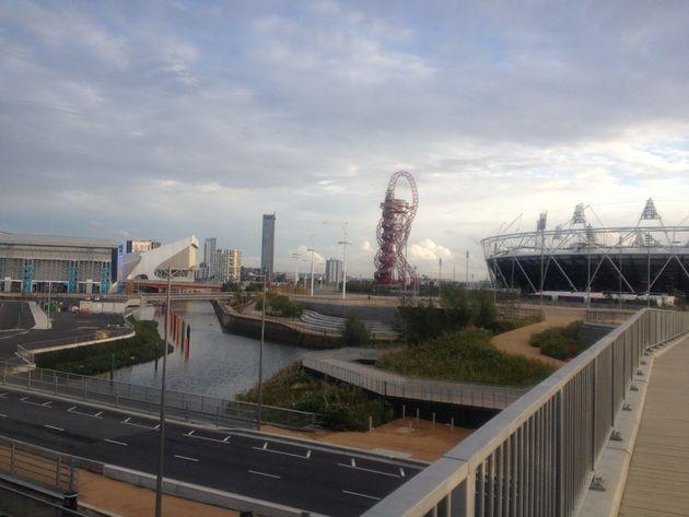 Londra smentisce Atene (e Roma): i giochi olimpici sono un volano per