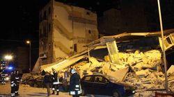Palermo, crolla una palazzina. Due morti e due dispersi (FOTO,