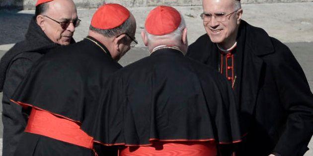 Conclave 2013, il dilemma dei cardinali italiani. La mappa e le mosse dei tre partiti, quelli di Bertone,...