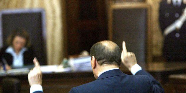 Silvio Berlusconi, dopo sentenza Mediaset: